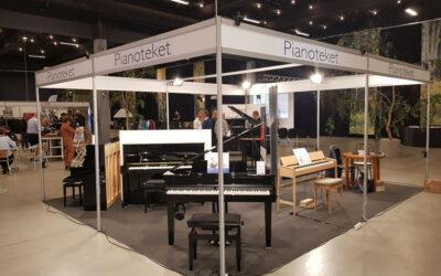 Pianoteket på Kirkens Forum Messe i Fredericia